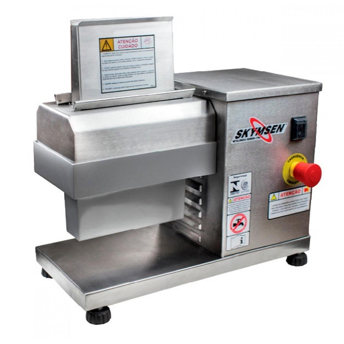Amaciador de carne da FG Refrigeração e Equipamentos Comerciais
